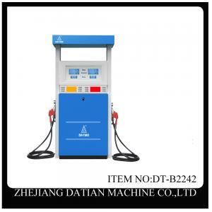 China petrol station 220 V dual fuel dispenser on sale
