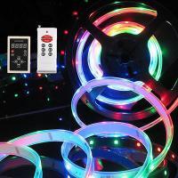SMD5050 RGB Magic Dream Color 5M Flash LED Strip Light 133 change WP