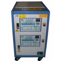 China °C plástico industrial refrigerando indireto da unidade de controlador 180 da temperatura do óleo do OEM equipado com a máquina grampeando da caixa/ on sale
