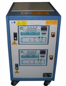 China °C plástico industrial de enfriamiento indirecto de la unidad de regulador de temperatura de aceite del OEM 180 equipado de la cosedora del cartón/ on sale