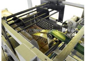 China Automatic Energy Saving Sack Making Machine Flexo Printing CE Approved on sale