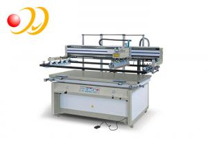 China Large Flatbed Screen Printing Machines Automatic Horizontal - Lift on sale