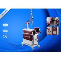 Metal Cover Laser Tattoo Removal Machine High Focus 1064nm / 532nm Laser Energy