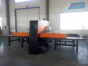 Popular Cnc Punch Press Machine , Sheet Metal Perforating Machine