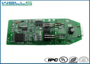 China 3OZ Copper Automotive PCB Assembly Green Solder Mask 1.6MM Board Thickness on sale