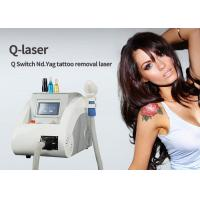 Carbon Peelling Q Switched Nd Yag Laser High Power Long Life Painless