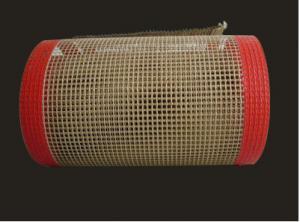 China correas de la malla de 4X4m m PTFE/banda transportadora de la malla del Teflon/banda transportadora de la malla plástica on sale