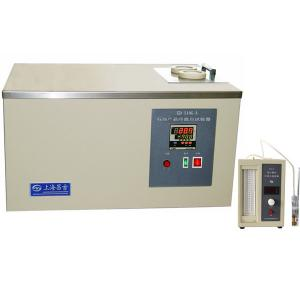 China GD-510G Single Trough Two Metal Baths Petroleum Products Solidifying Point & Cold Filter Plugging Point Tester on sale