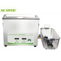 6L Sweep Ultrasonic Cleaner for Dental Medical Hospital Electronics Power Adjustable