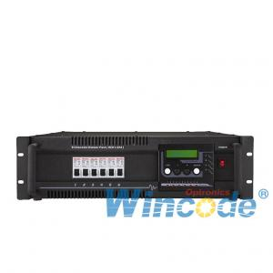 China 6 Channel Digital Dimmer Pack Dmx Led Lighting Controller For Dance Halls on sale