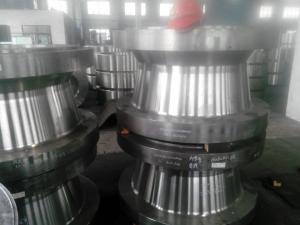 China Metal a forjadura das peças que fazem à máquina e dos produtos de aço de forjamento que processam com desenhos fornecidos on sale