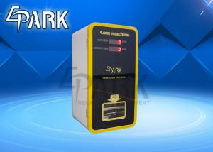 China Desktop Bill Changer Machine / Coin Counting Machine Fixed And Durable on sale