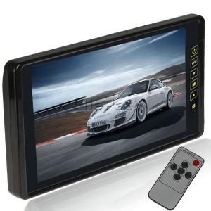 China 2 Video Output Car Touch Screen Monitor Built In FM Transmitter Function on sale
