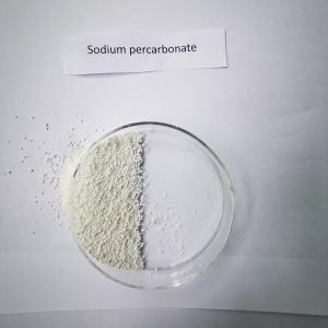 China Free Flowing Percarbonate De Sodium , Powdery Sodium Carbonate Peroxide Safe on sale