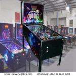 5 Balls, Hot Sale Amusement Equipment Arcade Games Coin Operated Pinball Game Machine