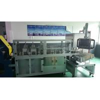 Filling Machine Non Woven Mask Making Machine , Stainless Steel Material Mask Non Woven Fabric Machine