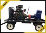 Large Flow Diesel Engine Water Pump , Rricardo Petrol Water Pump  Turbocharging Air Intake
