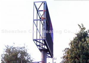 China Digital wireless DIP Outdoor Full Color LED Display for advertising IP65 on sale