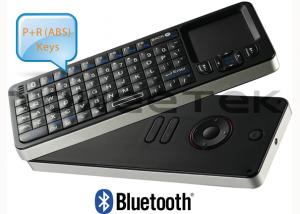 China Remote Control with Qwerty Bluetooth Wireless Keyboard & Touchapd -ZW-52006BT(MWK06+) on sale