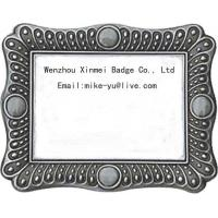 Rubber or Alloy Photo Frame