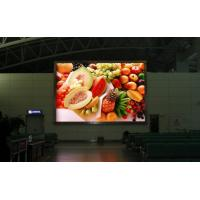 320 * 160mm Indoor Full Color LED Display , P5 / P6/ P7.62 LED Wall Display