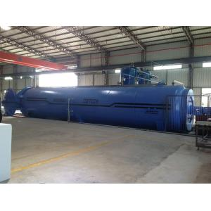 China Composite Materials Pressure Vessel Autoclave Temperature With Plc Control System on sale