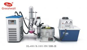 China 500ml, 1L, 2L, 5L, 10L, 20L, 50L high quality rotary evaporator with stainless steel water on sale