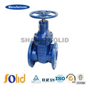 China Ductile Iron BS5163/ 5150 Metal Seated Gate Valve PN16 on sale