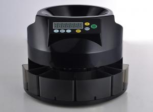 China Coin Counter Euro Philipine Mexico And Other Coins Automatic Electronic Coin Counter Sorter Machine with 8 outlets on sale