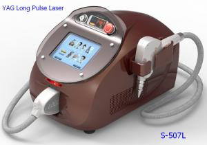 China Home 1064nm / 532nm Yag Laser Hair Removal Machine for Dark Skin on sale