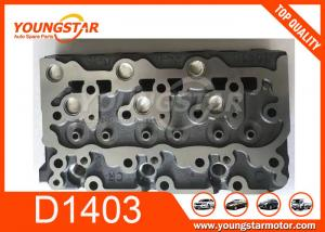 China 16414-03047 1641403047 Engine Cylinder Head For Kubota D1403 D-1403 on sale