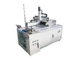 China Semi - Automatic RO Membrane Making Machine Membrane Rolling Machine on sale