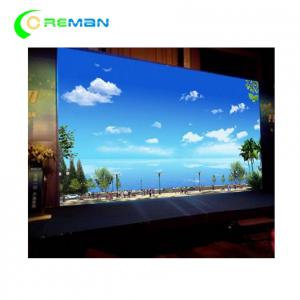 P8 P6 Mobile LED Video Screen Rental SMD 3528 640X640mm