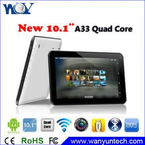 "China Cheap 10"" Quad core Tablet Android 1GB 8GB Dual camera with Bluetooth on sale"