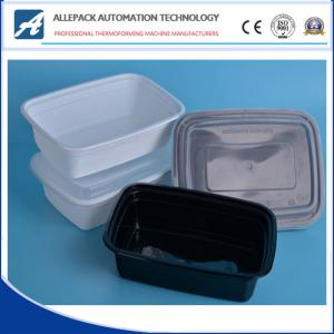 China Safe Takeaway Disposable Plastic Containers For Meal Prep Food Container on sale