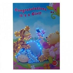 China PaperAnimated voice recording Musical Greetings Cards/LED greeting card with OEM available on sale
