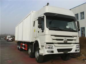 China High Speed Heavy Cargo Truck SINOTRUK HOWO Brand 371hp Engine ZZ1317M3861V on sale