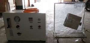China PLC Control Box Anti Igniting Test Machine For Mattress And Sofa on sale