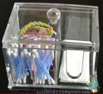 acrylic makeup case organizer