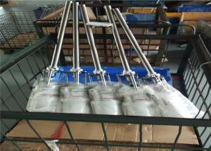 China High Viscosity Fluid Air Driven Piston Pump , Pneumatic Fluid Pump With High Efficiency on sale