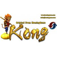 Fishing Game 2018 Newest Fishing Game Machine 3D KONG Fishing Table Gaming Machine by HomingGame