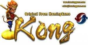 China Fishing Game 2018 Newest Fishing Game Machine 3D KONG Fishing Table Gaming Machine by HomingGame on sale