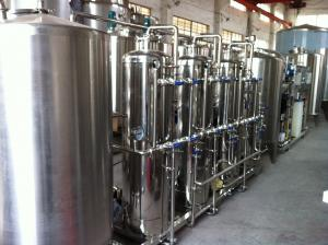 China Auto RO System Water Treatment Equipment , Industrial Water Purification Systems on sale