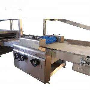 China Full Automatic Biscuit Production Line Multifunctional 1000kgs Capacity For Cookie on sale