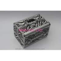Custom Aluminium Beauty Case / Makeup Vanity Box Multi - Purpose Wear Resistant
