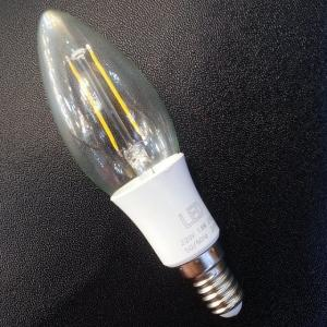 China candle led bulb aluminium E27/E14 LED bulb indoor ip20 led lighting on sale