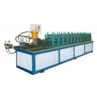 380V 50HZ glazed steel tile roll forming machine / equipment / machinery