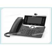 """5"""" High Resolution CP-8845-K9 Cisco IP Video Phone 8800 WVGA Voice Mail CE Standard"""