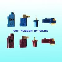 China RF Connector, Fakra, SMA, BNC, SMC, TNC, MMCX, CRC9 Connector, Cable Connector on sale
