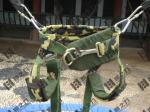 Corde élastique de ceinture de sécurité de fabricant de la Chine pour le saut de Bungee